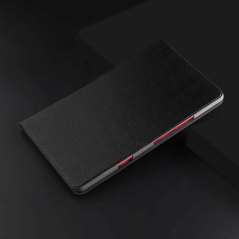 """Case Cowhide For Huawei MediaPad M6 turbo 8.4 VRD-AL10 W10 Protective Cover Genuine Leather for mediapad m6 8.4"""" Turbo Tablet PC"""