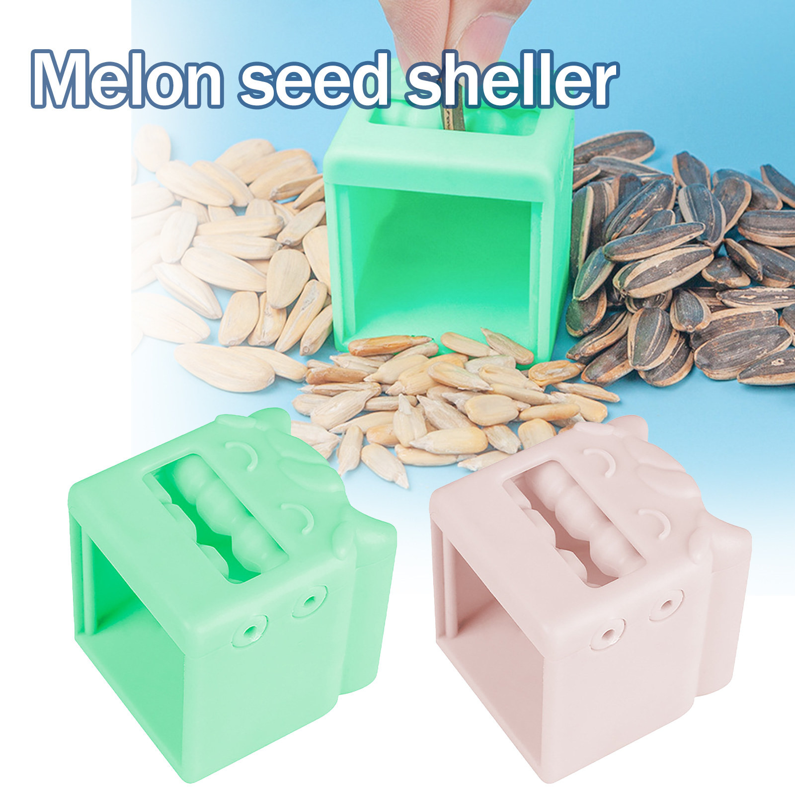 Melon Seed Peeler Automatic Shelling Machine Household Kitchen Tool Accessories Support Wholesale And Dropshipping