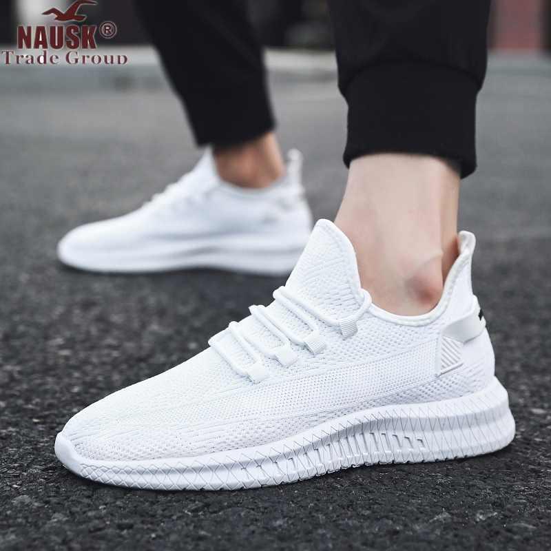 Gypsophila Men Sport Shoes Lightweight Running Shoes for