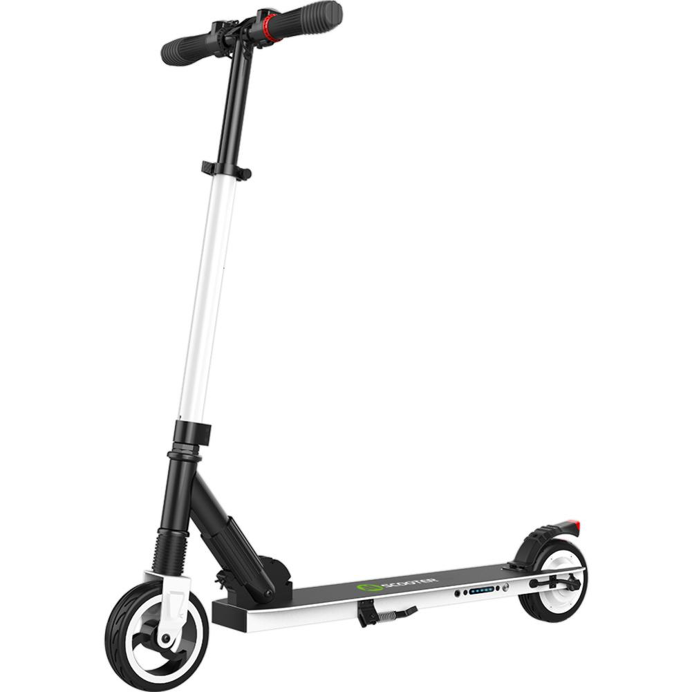 High Quality Electric Scooter Removable Handle All-aluminum Materials Portable Stunt Scooter