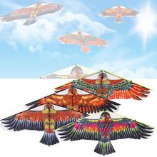Eagle Kite Grote Fly Vogel Outdoor Toy Weifang Wholesale  Hot Stamping Triangle Flat