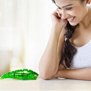 Image 3 - スマート悪魔ツイスト解凍撚糸機ペット幼虫不気味なフォワード現実的な楽しい子供のおもちゃギフト