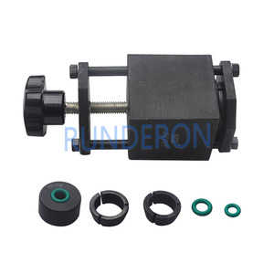 Image 1 - Diesel Service Workshop Common Rail Injectors Fuel Collector Kit for Bosch System