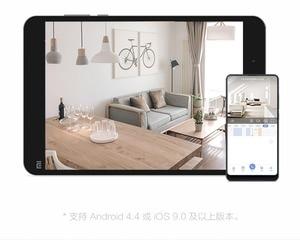 Image 5 - Оригинал Xiaomi Mijia 1080 P WI FI Smart Camera IP Веб камера Видеокамера 360 Угол обзора Панорамный Беспроводной Ночного видения AI Enhanced Motion