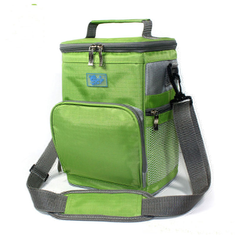 To The Pot Cylinder Tube Cooler Bag Lunch Bags Insulation Package Vertical Section Insulation Bags Lunch Bag Lunch Box