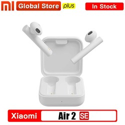 NEW Xiaomi Air2 SE Wireless Bluetooth Earphone TWS AirDots Pro 2SE SBC/AAC Mi True Earbuds Low Lag 20h Long Standby With Bo