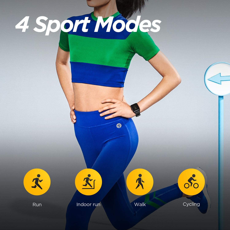 Huami Amazfit Bip Смарт часы Bluetooth gps Спорт монитор сердечного ритма IP68 Водонепроницаемый напоминание о звонках MiFit приложение сигнализация вибраци... - 5