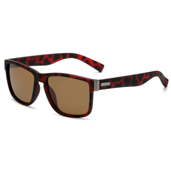 Sport Square Polarized Sunglasses - UV400 4