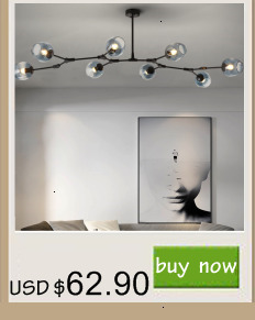 H92e3b760efc1424fb6753781435cd6dcA MDWELL Nordic lamp Ceiling Lights for living room lights Retro Loft vintage Hanging Suspension luminaire led light ceiling Lamp