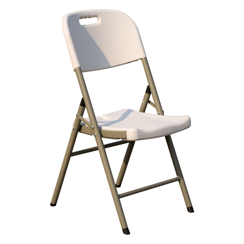 Folding Chair Simple And Easy Table Portable Chair Outdoors Leisure Time Chair Train Meeting Plastic Chair