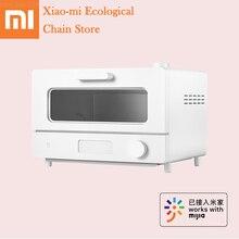 Xiaomi Mijia Smart Steam Small Oven 12L 1300W High Power High Precision Temperature Control For Kitchen Appliances Mi Home APP