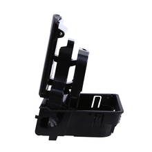 цена на Central Console Armrest Rear Cup Drink Holder for Jetta MK5 5 Golf MK6 6