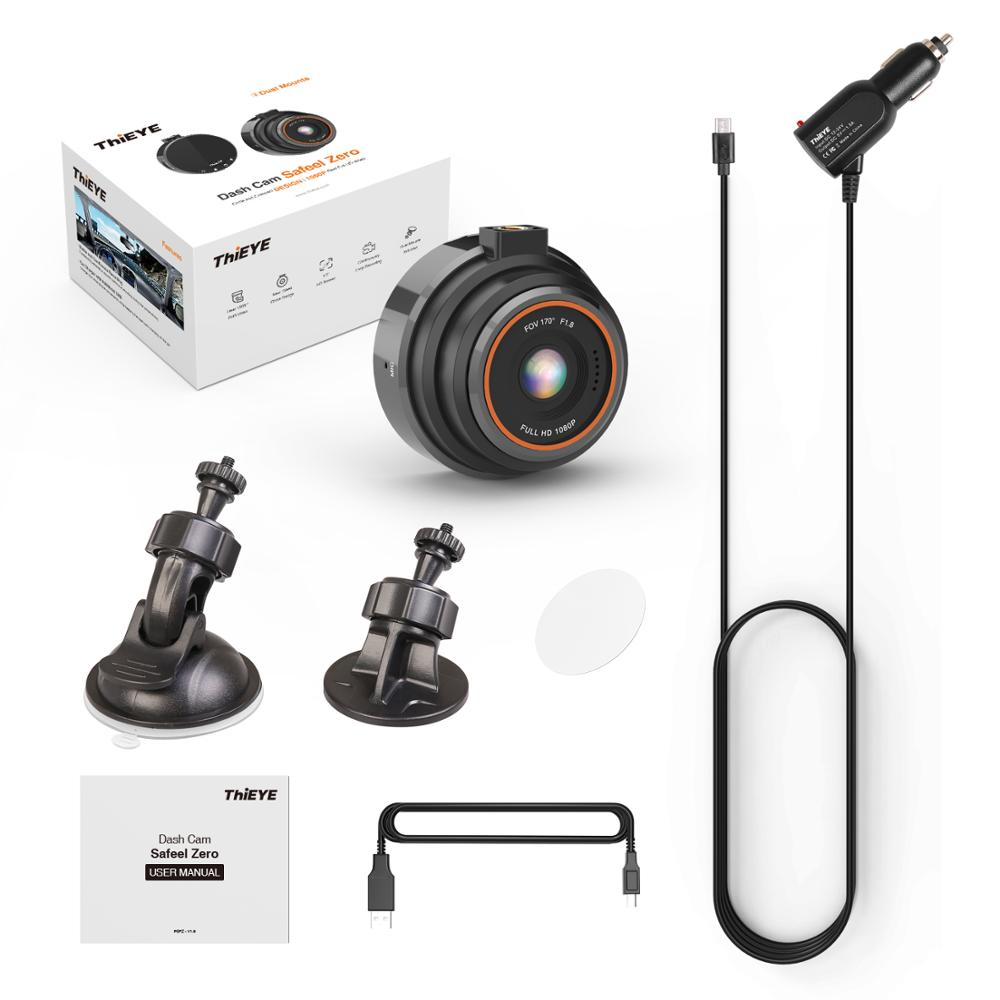 Dash <font><b>Cam</b></font> Safeel Zero/Zero+ <font><b>Car</b></font> <font><b>DVR</b></font> dash camera Real HD 1080P 170 Wide Angle With G-Sensor Parking Mode <font><b>car</b></font> camera Recorder image