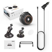 ダッシュカムsafeelゼロ/ゼロ + 車dvrダッシュカメラリアルhd 1080 1080p 170広角gセンサーの駐車モード車のカメラレコーダー
