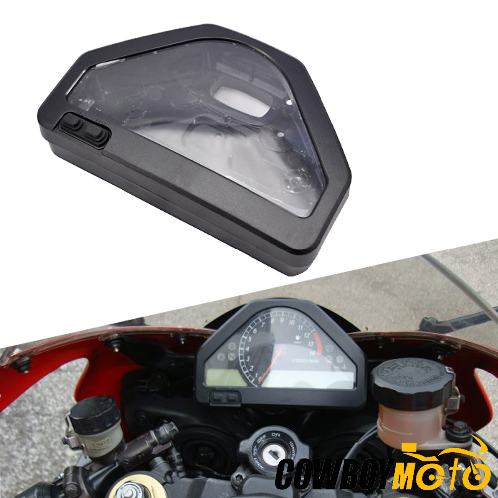 For Honda 2004 2007 2005 2006 CBR1000RR U.S. Version Motocycle Speedometer Speedo Meter Tachometer Gauge Cover Case