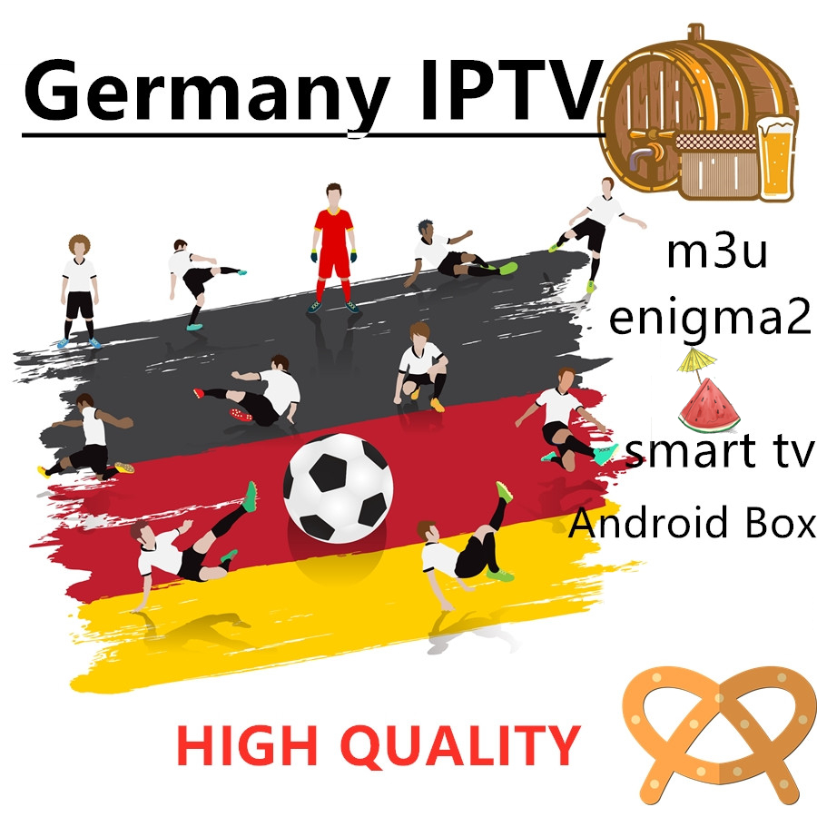 Premium High Quality IPTV Germany IPTV Europa IPTV France IPTV Android M3u Enigma2