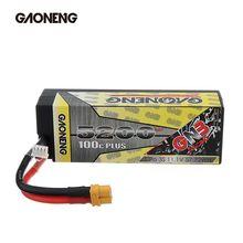 Original Gaoneng 11.1V 5200mAh 100C 3S XT60 Plug Lipo Battery For FPV Racing Dro