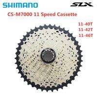 Shimano slx m7000 rower kaseta mtb Freewheel dla shimano 11 prędkości 11 40t 11 42t 11 46t w Wolnobiegi rowerowe od Sport i rozrywka na