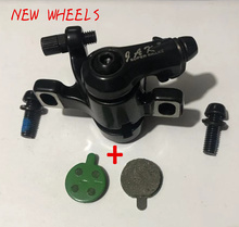 цена на M365 electric scooter parts Non-original disc brake Pro disc brake disc Friction plate Order film Disc brake screw