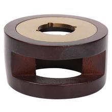 Retro Sealing Wax Furnace Stove Pot Wood Handle Sealing Wax