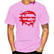 Hotline Miami 16 Bit Video Game 50 Blessings Mafia Symbol Black T-shirt S To 5XL