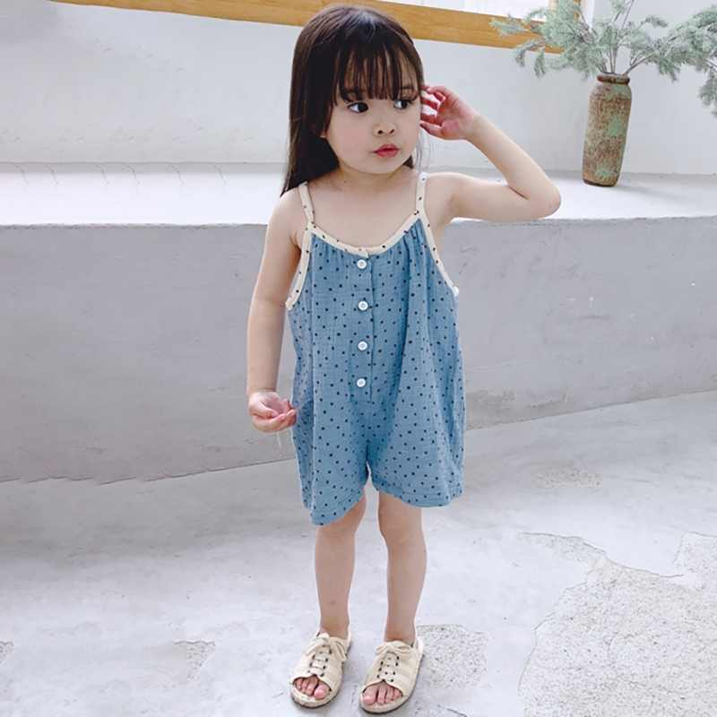 Toddler Kids Baby Girls Polka Dot Ruffle Overalls Wide Leg Pant Jumpsuits Rompers Fall Outfit Clothes
