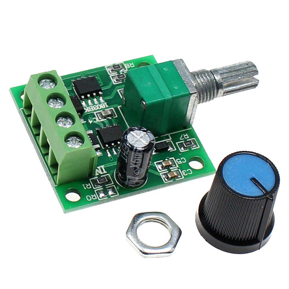 Regulator Motor Module Replacement Variable Governor Accessories PWM Speed Controller Switch Adjustable Parts DC Fan Low Voltage