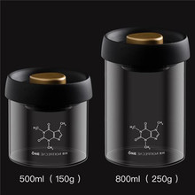Vacuum Jar Storage-Jar Jar-Glass-Pull Sealed Grain-Container Kitchen-Bottle Can Food
