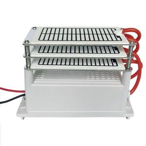 Image 5 - 18 г генератор озона 220 в очиститель воздуха озонатор стерилизатор электрод из нержавеющей стали влагостойкий долгий срок службы озона