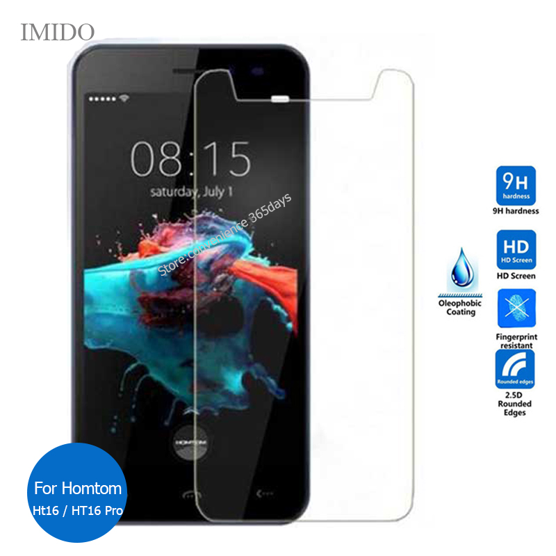 Tempered Glass For <font><b>Homtom</b></font> Ht7 <font><b>Pro</b></font> HT20 HT30 HT50 HT16 HT16S C1 C2 Screen Protector Glass on HT 7 20 30 50 <font><b>16</b></font> 16S C 1 2 image