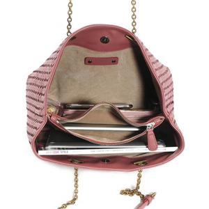 Image 4 - Femmes sac à bandoulière 100% peau de mouton cuir fourre tout Shopping sac de luxe marque Design sac à main mode Simple grande capacité 2020 nouveau