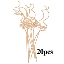 20pcs Rattan Fragrance Diffuser Incense Sticks Home Living Room Decor Fragrance Diffusion Air Freshener(China)