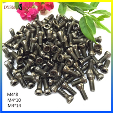 50 Units M4 * 8 M4 * 10 M4 * 14 Torx insert screws to replace carbide inserts CNC lathe tool lathe accessories