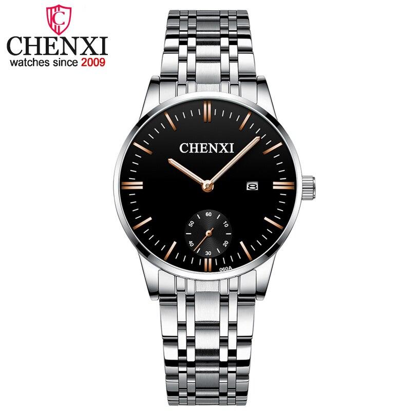 2019 Dress Business Women Watch CHENXI Top Brand Luxury Lady Fashion Casual Waterproof Watches Quartz Calendar Wristwatch