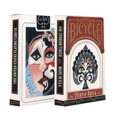 1pcs Bicycle Opera Deck Magic Card Playing Poker Close Up Stage Tricks for Professional Magician Props