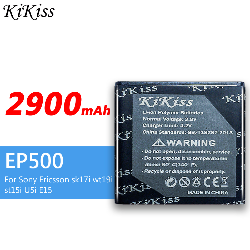KiKiss BST-33 BST-37 EP500 Battery For <font><b>Sony</b></font> <font><b>Ericsson</b></font> K800i k550i T700 C702 F305 G900 w600 <font><b>K750</b></font> w550i w710 w800 sk17i wt19i st15i image