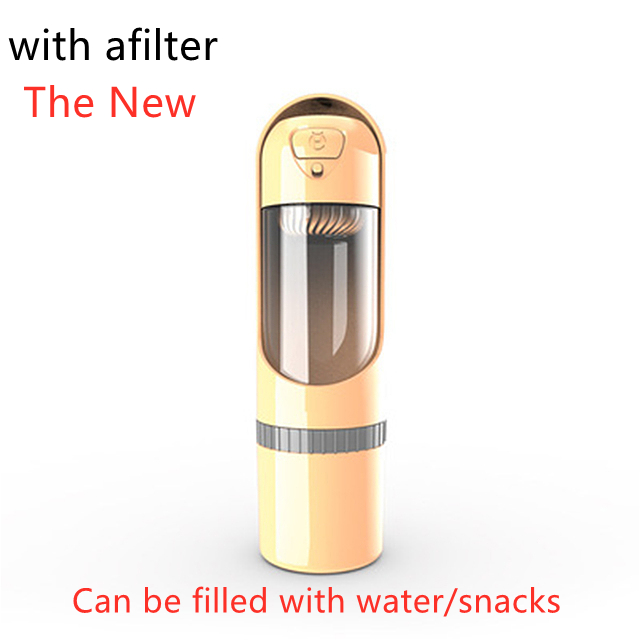 Apricot with afilter