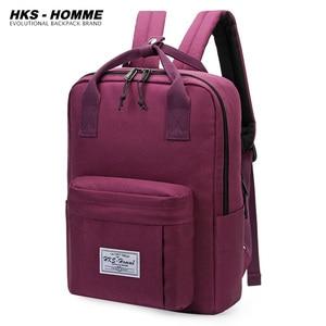Image 2 - Yeni 2020 su geçirmez sırt çantaları öğrenci sırt çantası genç kızlar için okul çantaları FemaleLaptop sırt çantası seyahat çantası omuzdan askili çanta