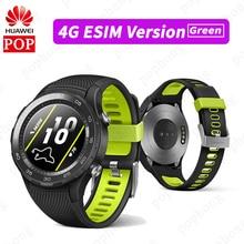 Original huawei watch 2 sport smartwach huawei watch 2 2018 bluetooth Android iOS IP68 waterproof NFC GPS(sim 4G lte optional)