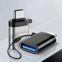 Переходник USB C OTG, адаптер USB 3,0 на Type C для MacbookPro Xiaomi Huawei Mini USB, переходник Type-C OTG
