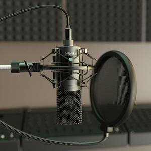 Image 5 - Fifine microfone usb condensador, microfone condensador usb com ajuste de desktop, braço e montagem de choque para estúdio, gravação, youtube, voz