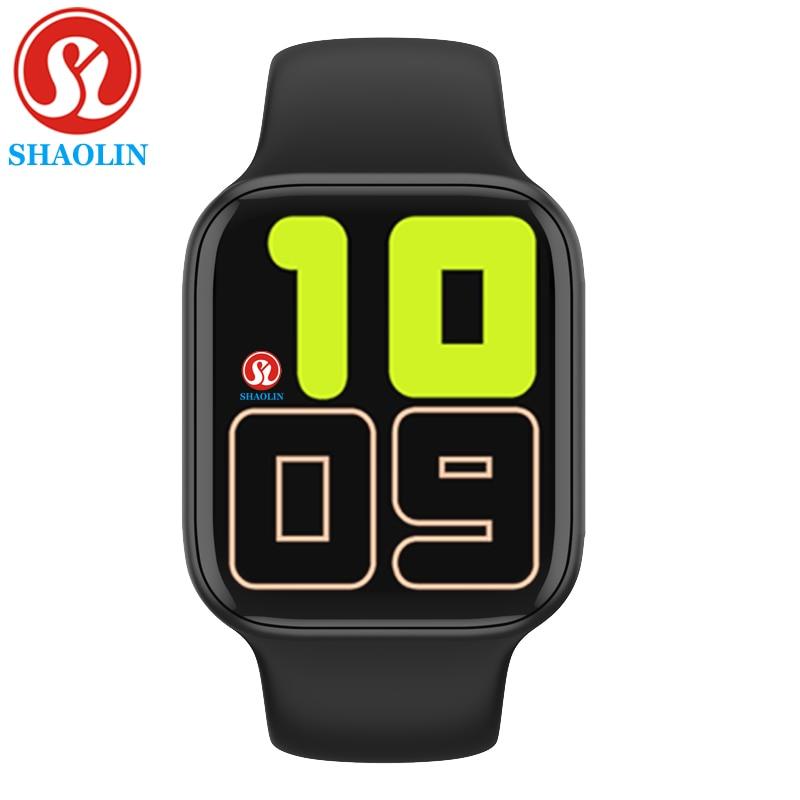 Смарт-часы серии 6 с Bluetooth, Смарт-часы для Apple Watch Android Phone 38 мм 40 мм 42 мм 44 мм