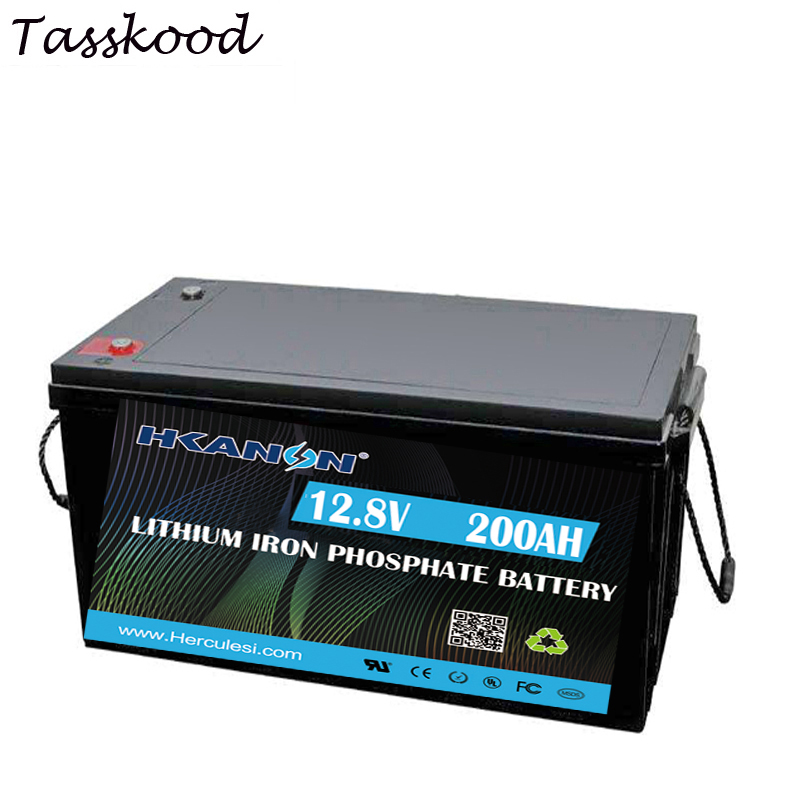 No taxes batterie lifepo4 12v 200ah  Lifepo4 lithium 12v 200ah lifepo4 battery  for electrified vehicles/ car stereo/golf cart Electric Bicycle Battery Sports & Entertainment - title=