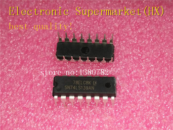 цена на Free Shipping 100pcs/lots  SN74LS139AN  SN74LS139 74LS139  DIP-16 In stock!