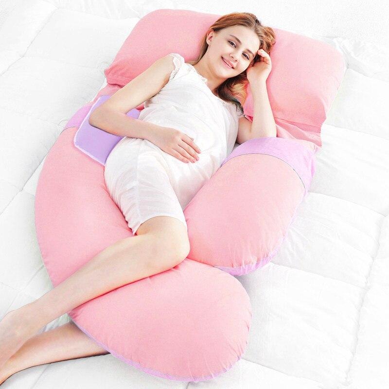 gravidez travesseiro g em forma corpo 01