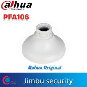 Image 1 - Placa adaptadora Dahua de Mini domo y cámara de tipo globo ocular PFA106 diseño ordenado e integrado soporte de cámara CCTV