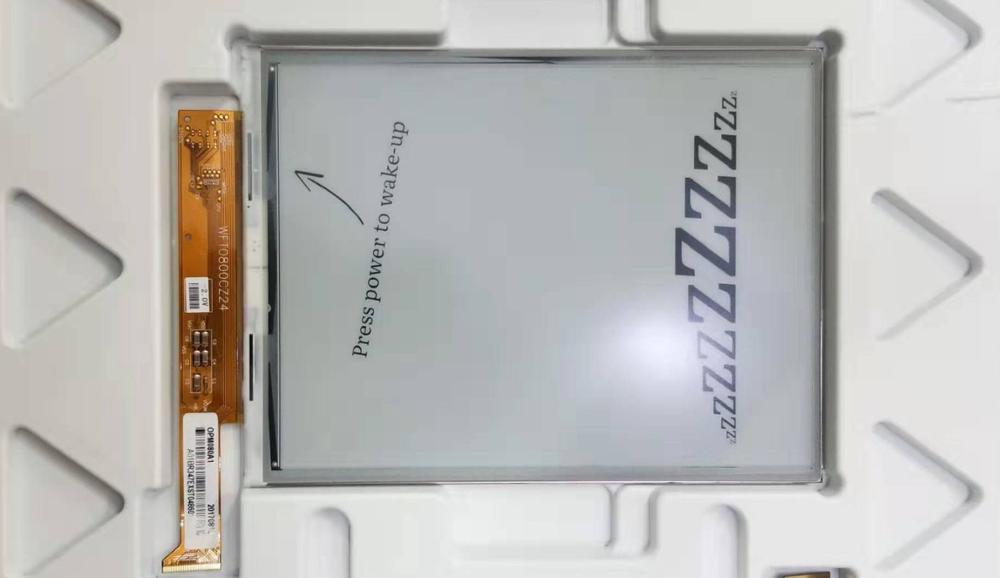 New Eink OPM080A1 LCD Screen For Texet TB-138 Ebook Readers LCD Display Free Shipping