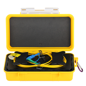 Image 2 - Free shipping SC/UPC LC/APC OTDR Zone Eliminator,Fiber Rings ,Fiber Optic OTDR Launch Cable Box 500M 1Km 2Km SM 1310/1550nm