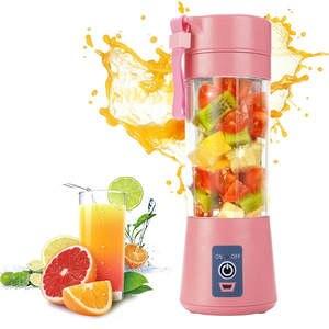 Smoothie Blender Extractor Juicer-Machine Usb-Mixer Food-Lemon-Squeezer Orange Electric