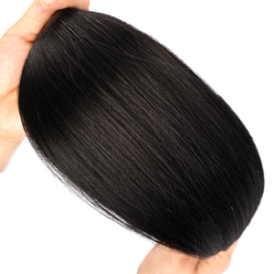 Image 4 - Doreen  Machine Made Remy Tape In Human Hair Extensions 16 to 22 Inch 20 Pcs 50g/Pack Silky Straight PU Seamless Skin Weft
